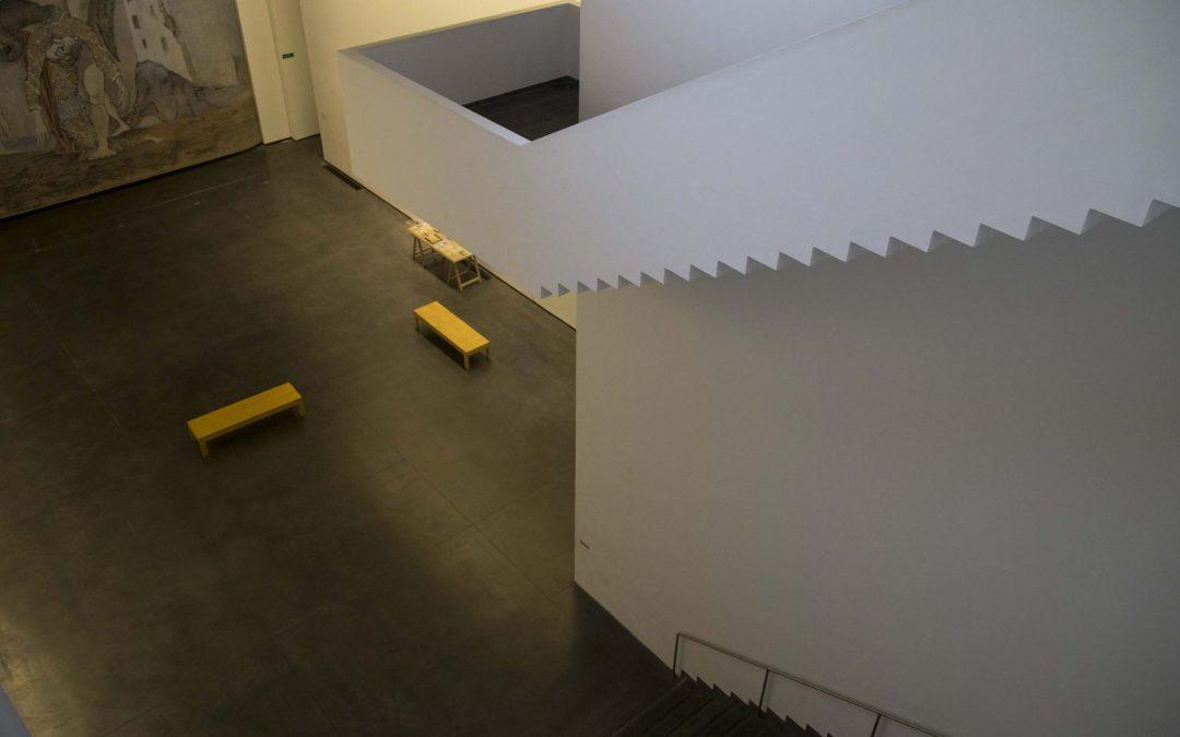 Musée des Abattoirs Toulouse – Traitement bouche pore