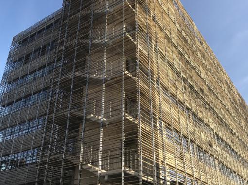 Bureau ELIPSYS Toulouse – Béton ciré